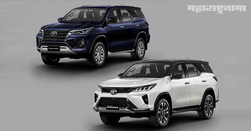 New Toyota Fortuner, facelift, Launch date 2021