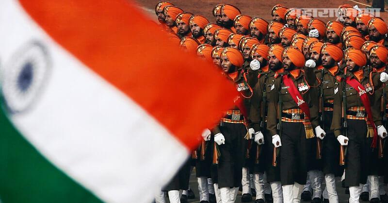 India, 72th Republic Day