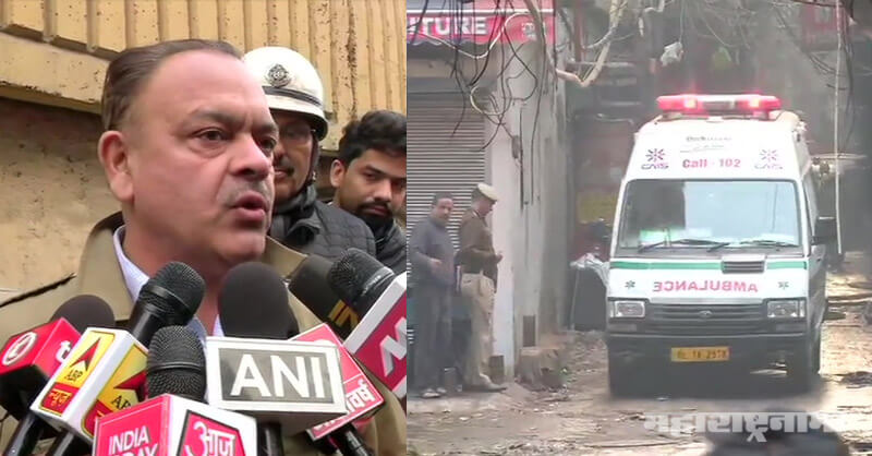 35 Dead in Fire Incident at Delhi