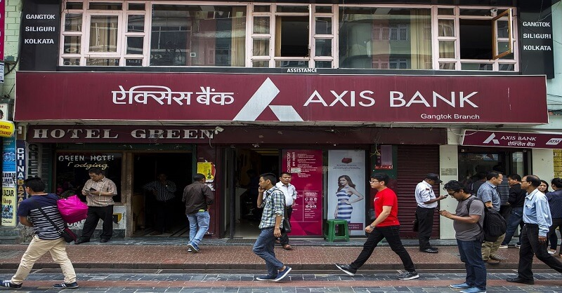 Axis Bank, private sector bank, Revised SMS charges