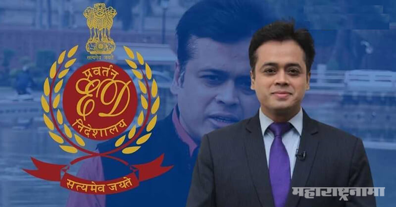 ED raids, journalist Abhisar Sharma, Newsclick office