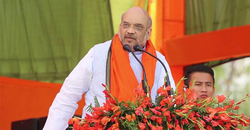BJP President Amit Shah, Maharashtra Assembly Election 2019