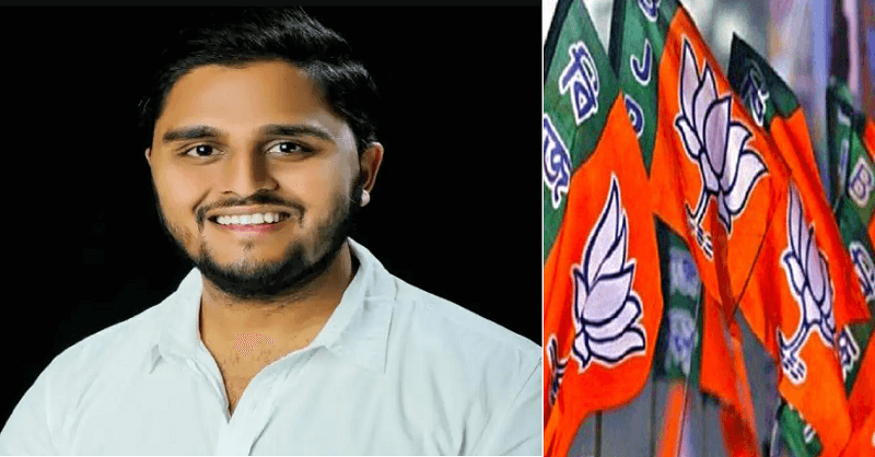 BJP corporator Gaurav Chaudhari