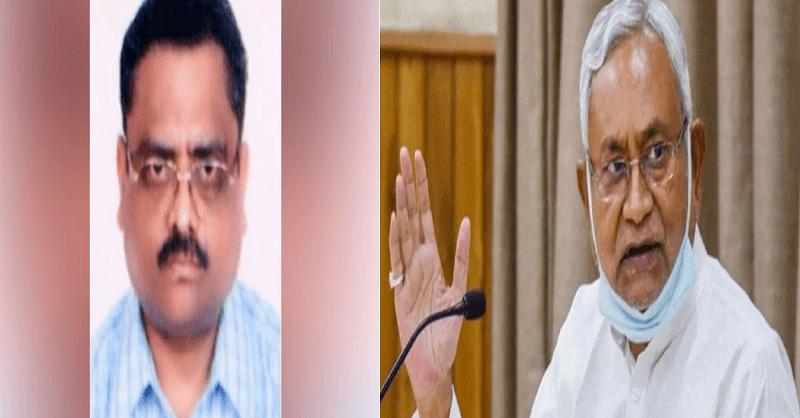 Bihar chief secretary Arun Kumar Singh