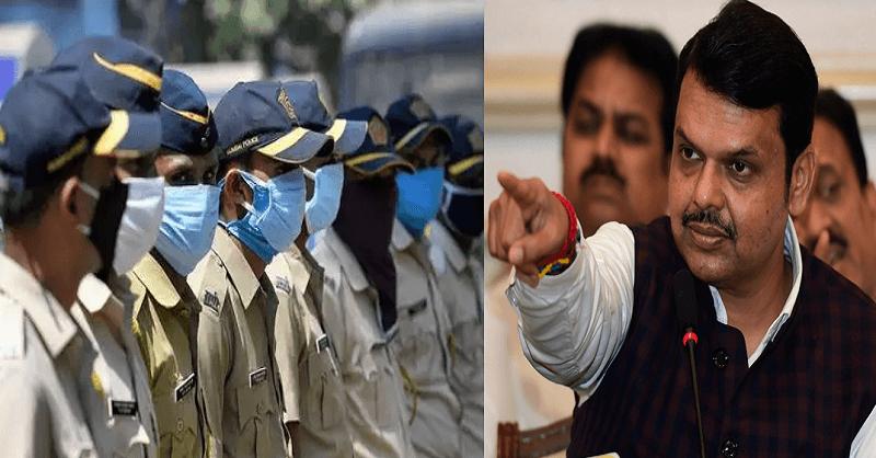 Devendra Fadnavis, controversial statement, Mumbai Police, Sachin Vaze