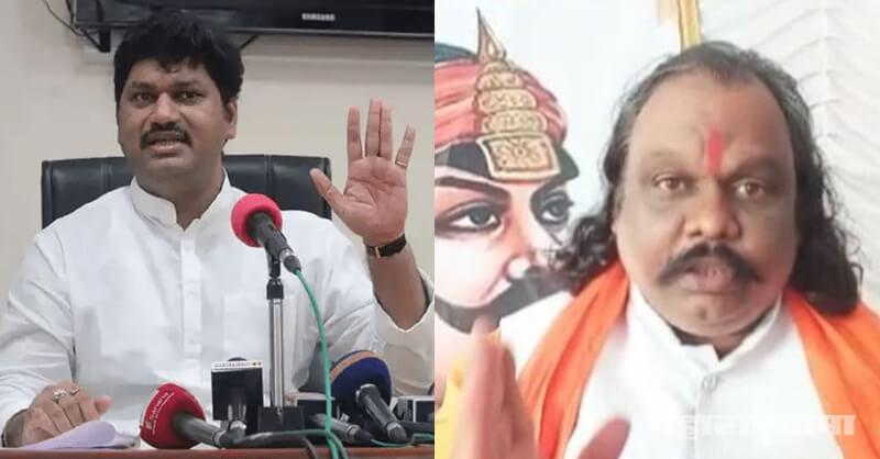 Karni Sena, Ajaysingh Sengur, Dhananjay Munde