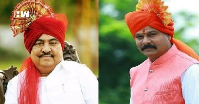 Eknath Khadse Vs MLA Chandrakant Patil