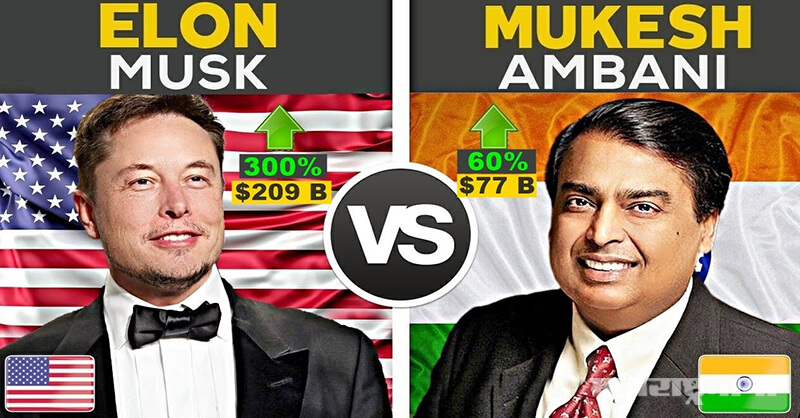 Elan Musk, SpaceX company, Indian telecom sector