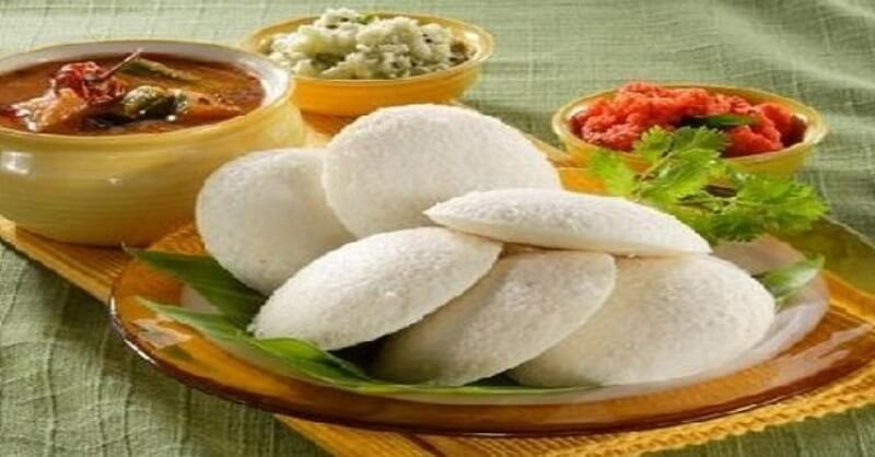 benefits of eating idli-sambhar