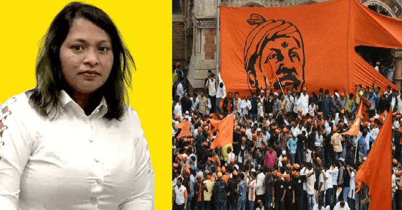 Maratha Kranti Morcha, advocate Jayashree Patil, Maratha community, Anil Deshmukh