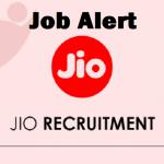 Jio Recruitment 2021 | Jio मध्ये भरती सुरु | करा ऑनलाइन अर्ज