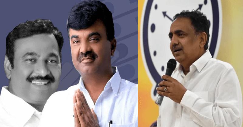 BJP leader Kalyanrao Kale, NCP candidate, Pandharpur Malgalvedha, By poll election