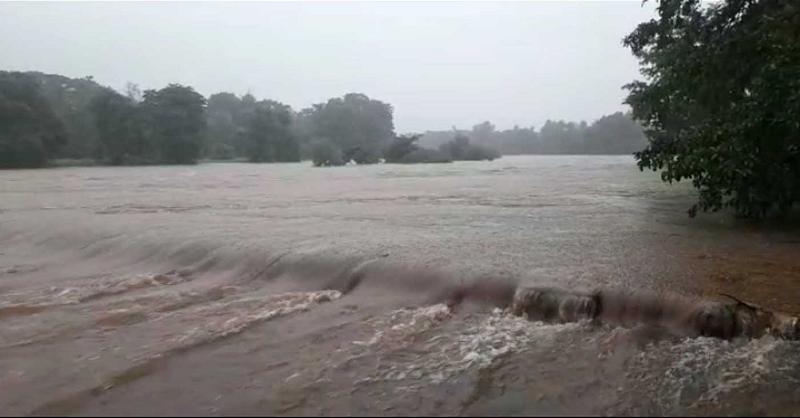 Very heavy rain alert in Konkan
