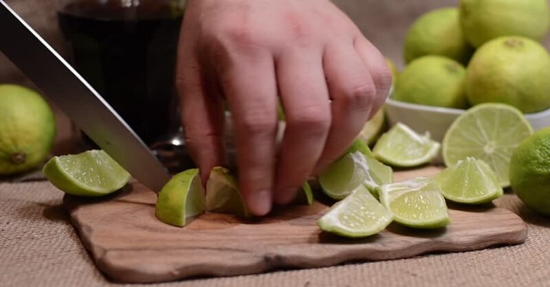 Why to cut a lemon horizontally