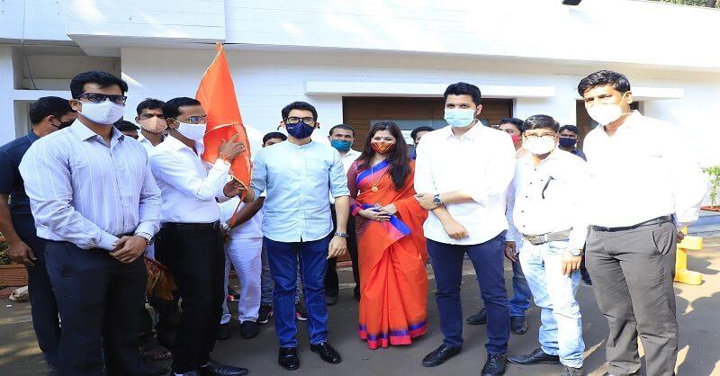 Yuvasena, Aaditya Thackeray, Varun Sardesai