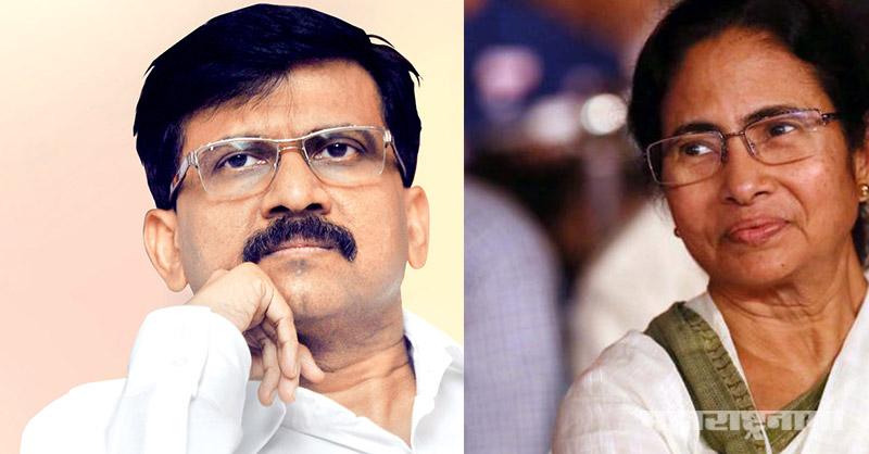 Mamta Banerjee, Sanjay Raut, Shivsena, Loksabha Election 2019