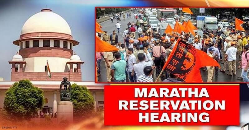 Supreme Court, hearing, Maratha reservation