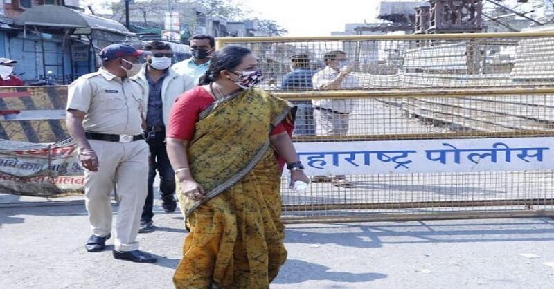Minister Yashomati Thakur, Announced lockdown, Amravati