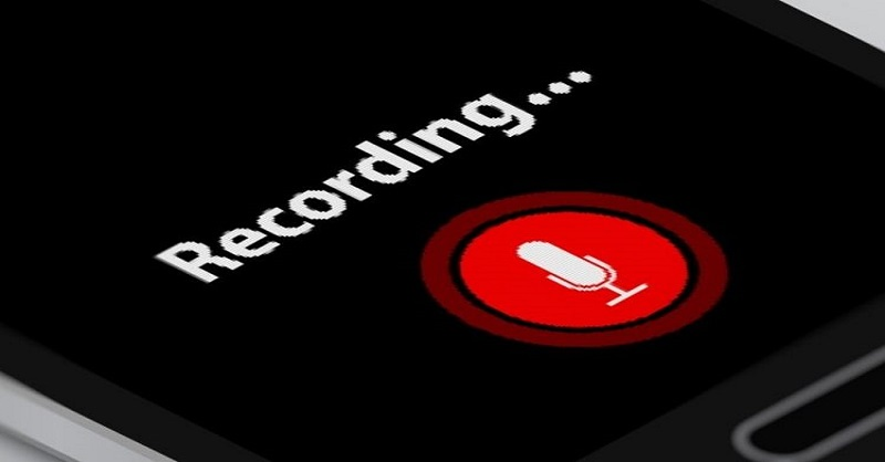 Mobile call, Recording, Third party