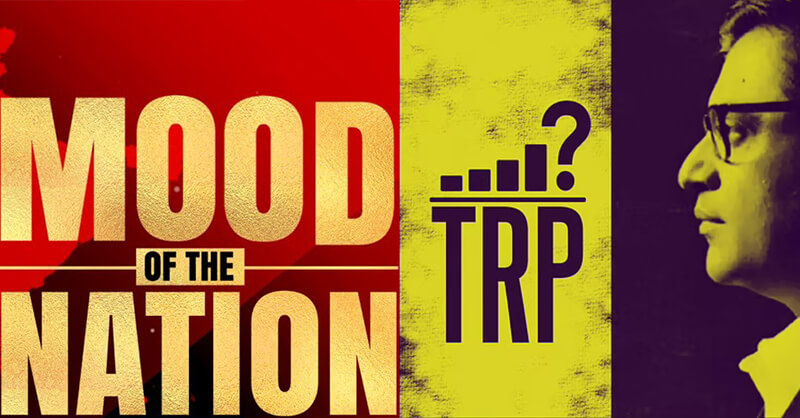 Mood of the Nation surveys, TRP scam, RTI activist Saket Gokhale