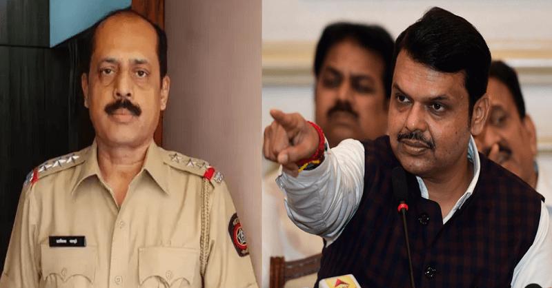 Devendra Fadanvis, Reliance Mukesh Ambani, explosives, Sachin Waze