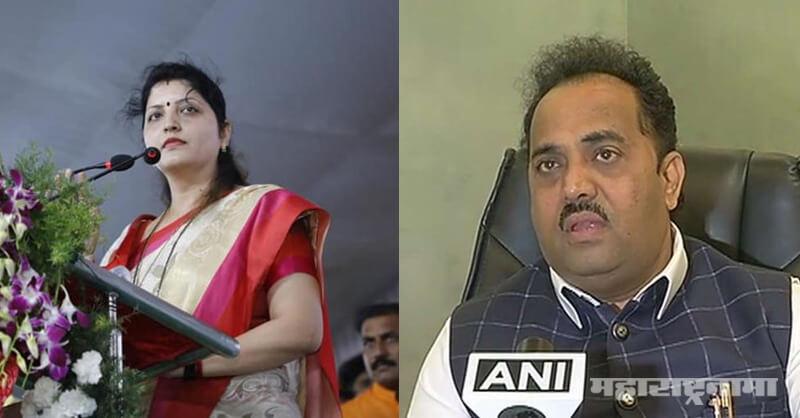 MP Sanjay kakade, NCP Rupali Chakankar, NCP, Pune Rain, Ajit Pawar
