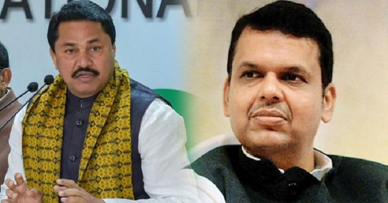 Congress, Nana Patole, Devendra Fadnavis, CDR issue