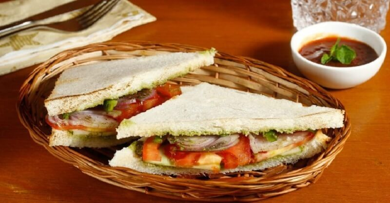 avoid eating packaged sandwiches