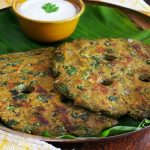 Palebhaji Chi Thalipeeth recipe in Marathi