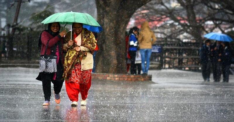 rain season safety