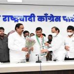 Rajkishor Modi Join NCP in Beed