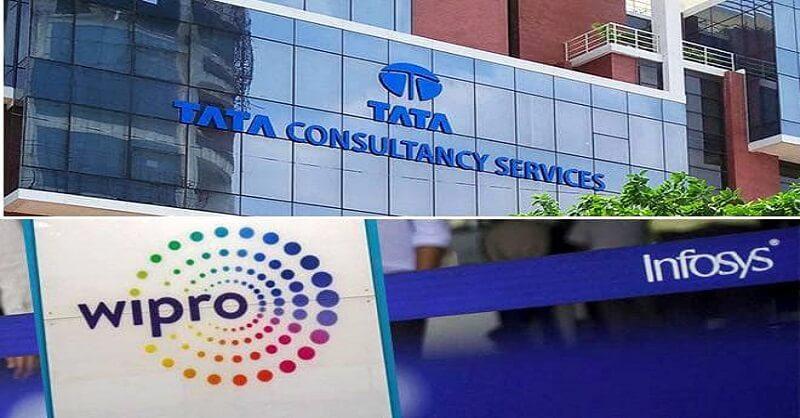 TCS Infosys Wipro