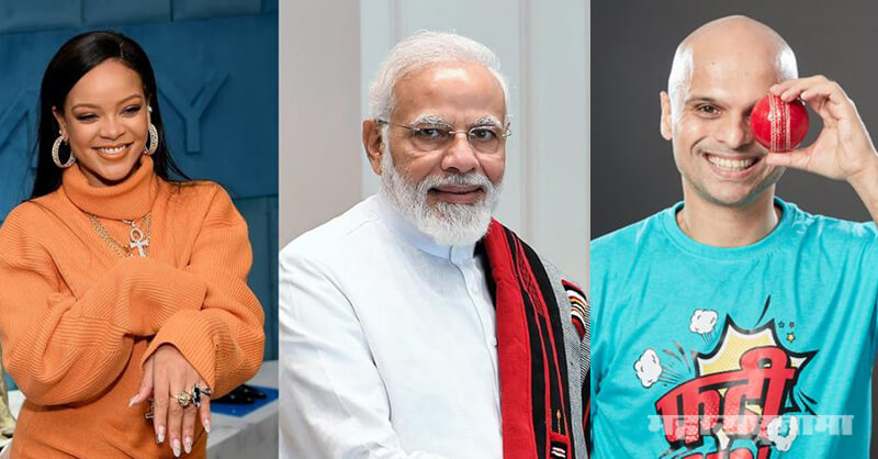 Stand up comedian, Vikram Sathaye, Modi government, Rihanna tweet