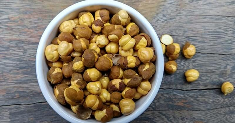 benefits of roasted chickpeas