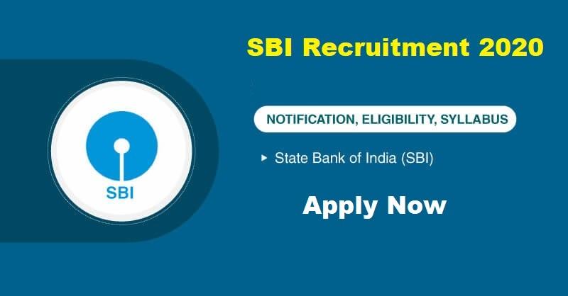 SBI SO recruitment 2021, notification released, free job alert