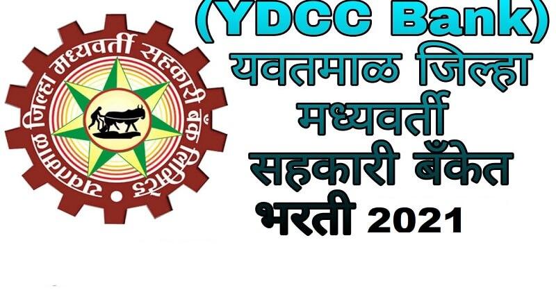Yavatmal YDCC Bank Recruitment 2021