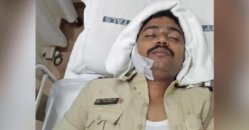 Corona Crisis, Maharashtra Police