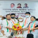 Congress Sunil Deshmukh