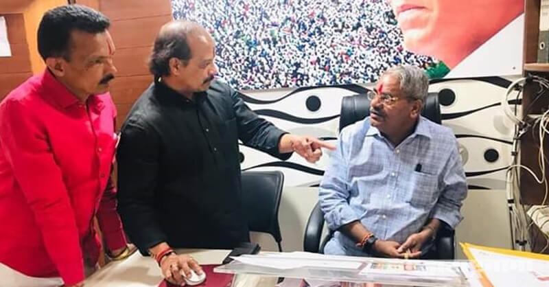Shivsena, Adhalrao Patil, MNS, Vasant More