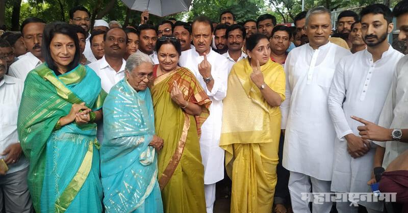 Maharashtra Vidhansabha Election 2019, NCP, Ajit Pawar