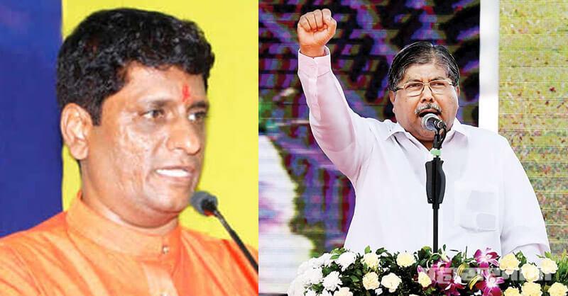 Chandrakant patil, akhil bhartiya brahman mahasangh, BJP Kothrud
