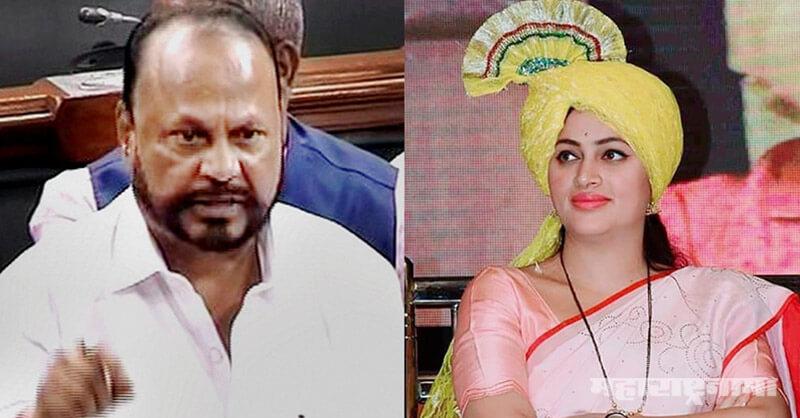 MP Navneet Kaur Rana