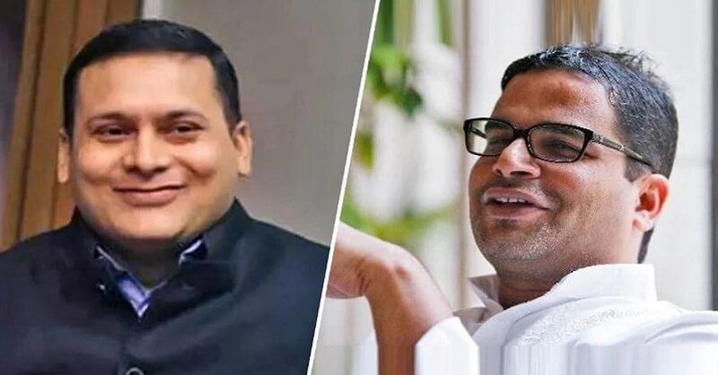 BJP, Amit Malviya, Prashant Kishor