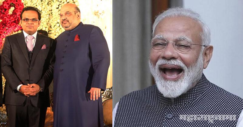 Caravan Magazine, Amit Shah, Jay Shah, PM Narendra Modi