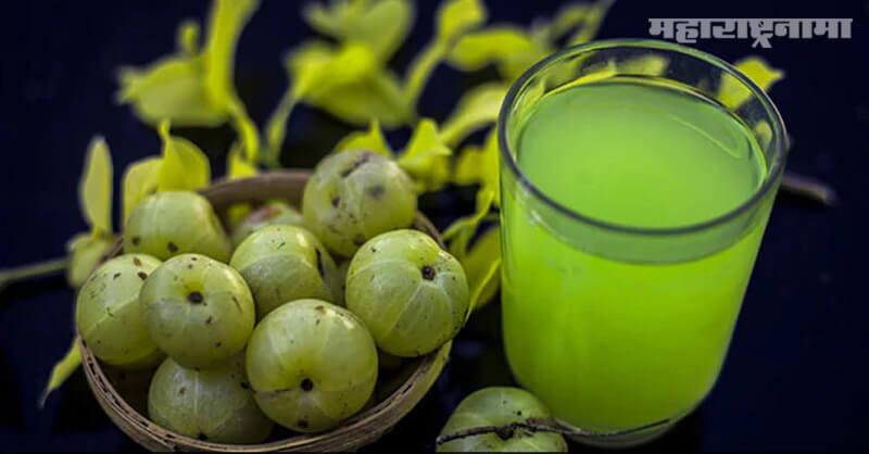 Amla juice, beneficial, Health article