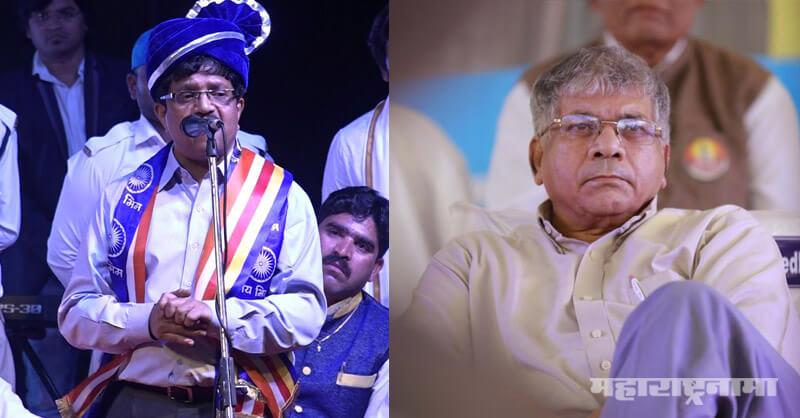Republican Sena, Anandraj Ambedkar, Vanchit Bahujan Aghadi, Prakash Ambedkar