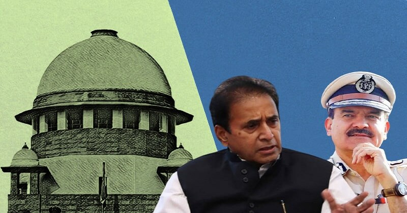 Supreme Court, Anil Deshmukh, Paranbir Singh