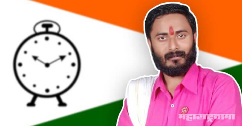 Swabhimani Shetkari party, MLA Devendra Bhuyar, Join NCP, Minister Jayant Patil