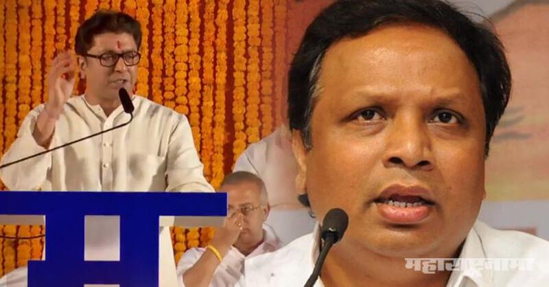Raj Thackeray, MNS, BJP, MLA Ashish Shelar, MP Uddhav Thackeray