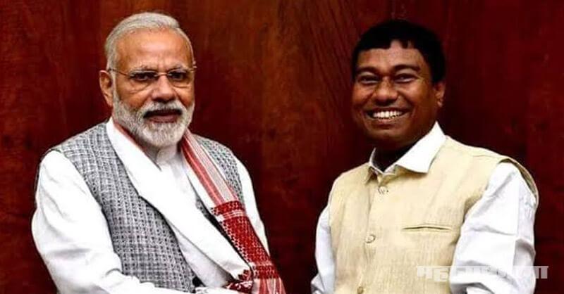 Union Minister Rameshwar Teli, Assam Violation, Citizenship Amendment Bill 2019